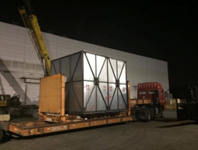 铁箱制作打包运输