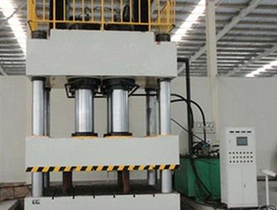 上海四柱式液压机