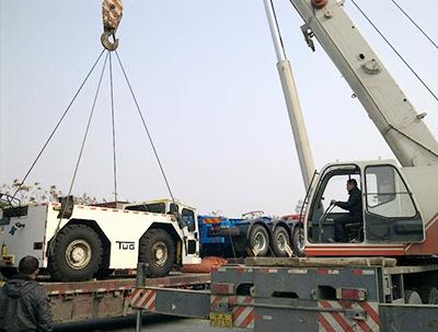 设备吊装搬运