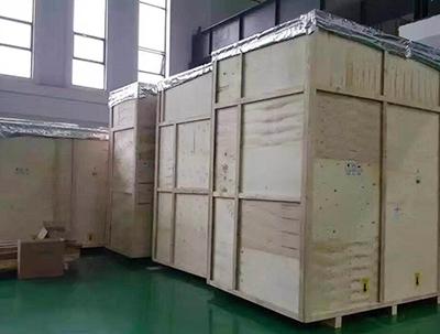 上海设备打包